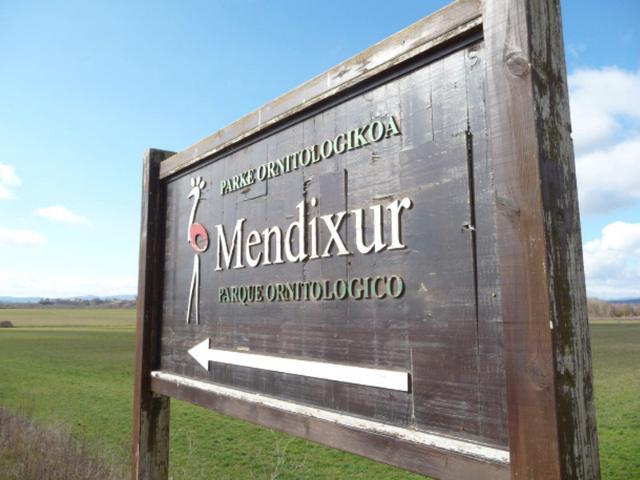 Parque Ornitológico de Mendixur