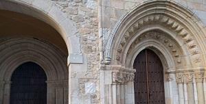 Curiosidades por Álava: El pórtico de la Iglesia de Ochate