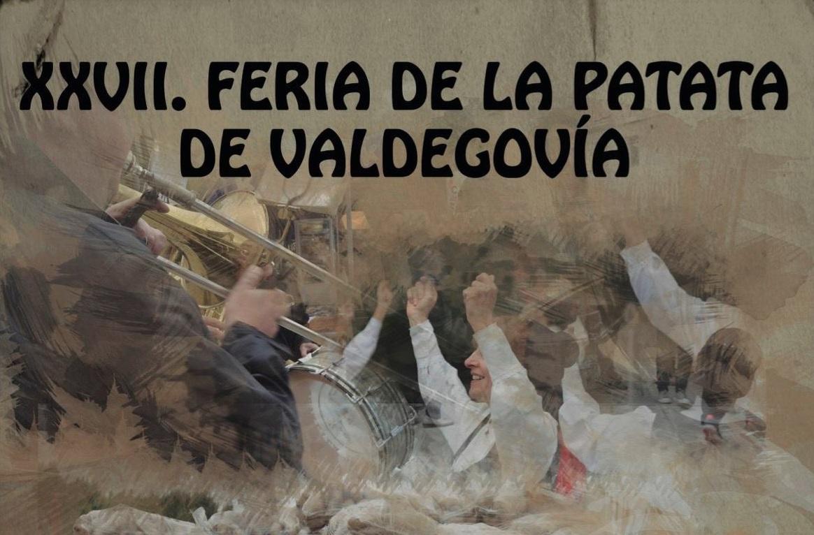 XXVII FERIA DE LA PATATA. Domingo, 21 de octubre, en Bóveda.