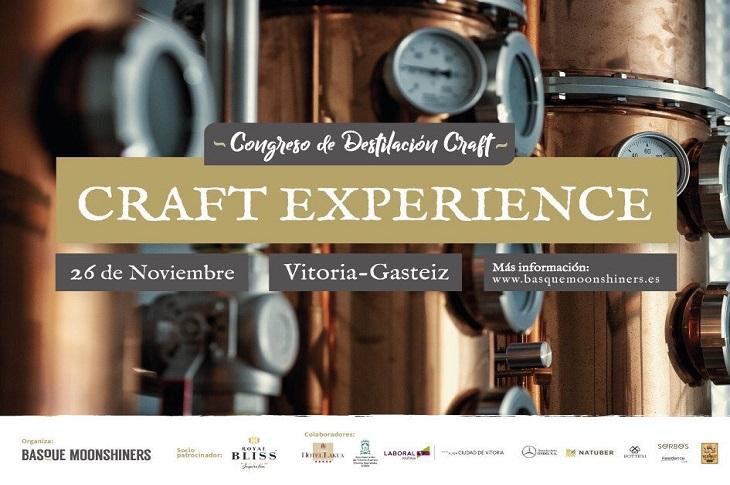 I Congreso Internacional de Destilación Artesanal y Coctelería