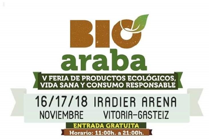 5ª edición de Bioaraba en el Iradier Arena