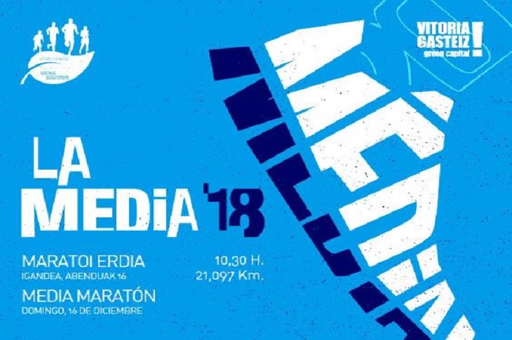 41º Edición de la Media Maratón de Vitoria-Gasteiz