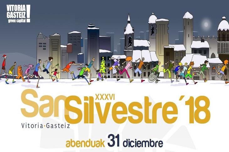 XXXVI San Silvestre de Vitoria-Gasteiz