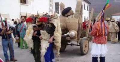 Carnavales Rurales en Álava: Agurain 2020