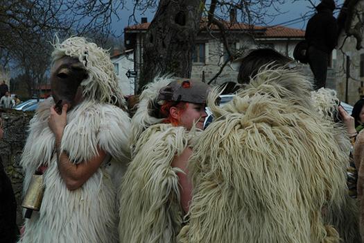Carnavales Rurales de Álava en 2019