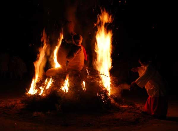 Carnavales Rurales en Álava: Ilarduia/Egino/Andoin (Asparrena)