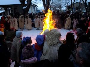 Carnavales rurales en Álava: Zalduendo 2020