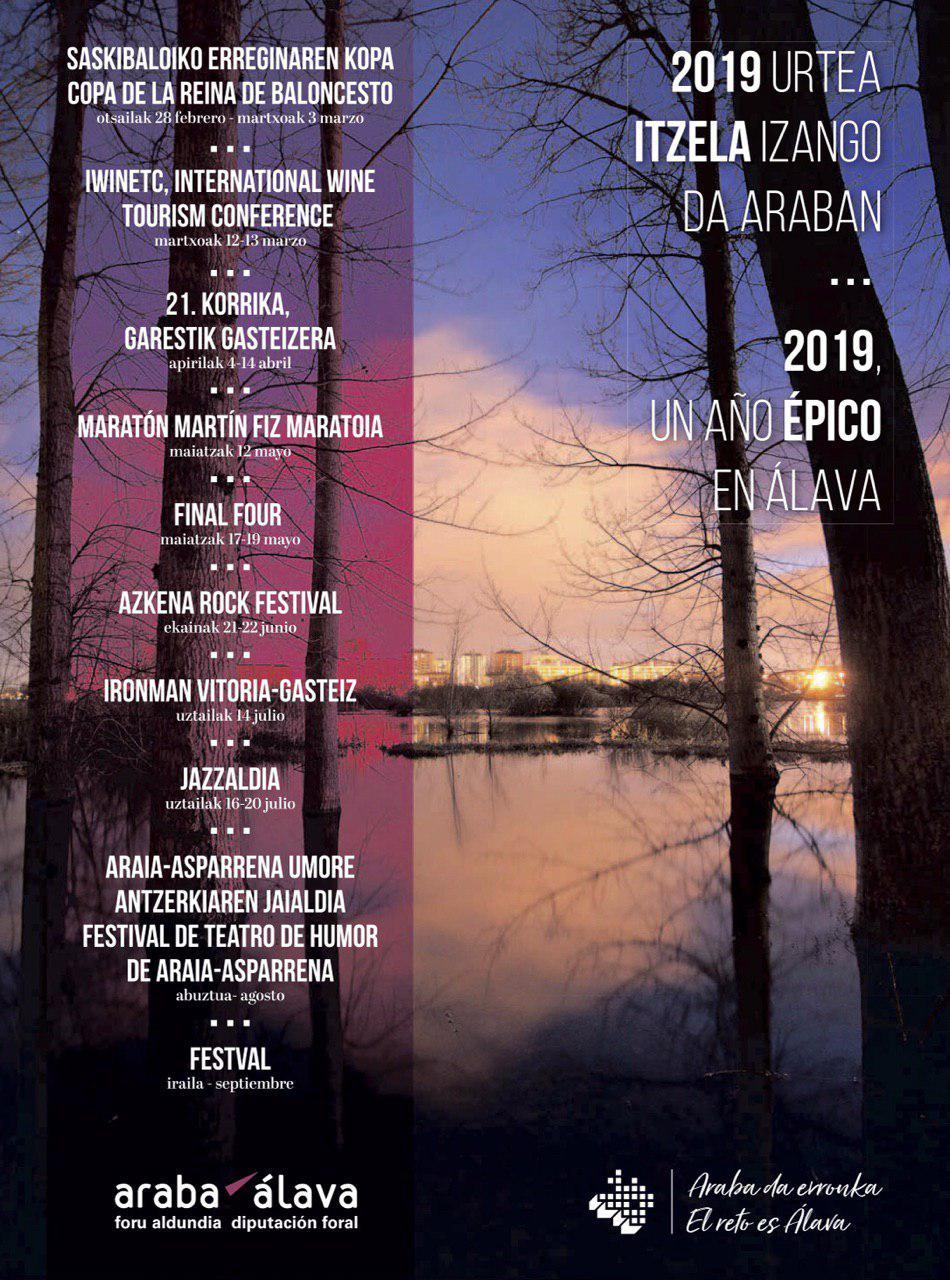 2019 – Un año épico en Álava
