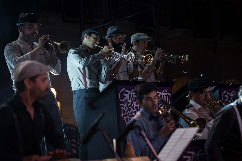 Llega a Gasteiz la XVI edición del Big Band Festival