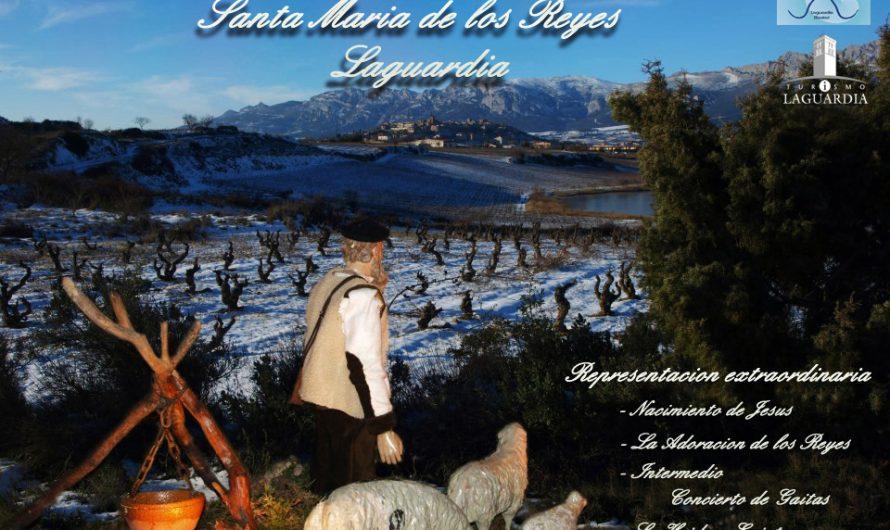 Belén Articulado de Santa María de Laguardia 2020
