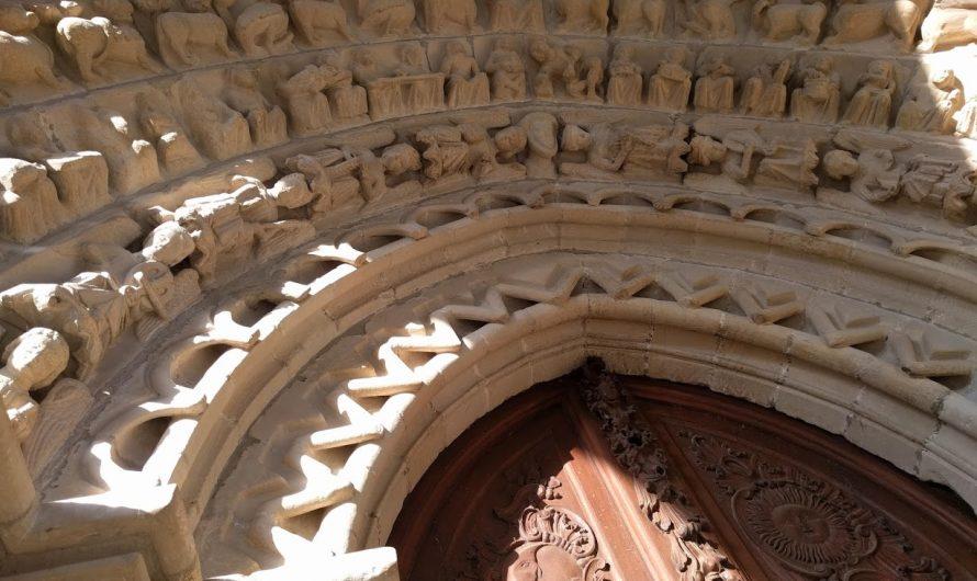 Nuestra Señora de la Asunción en Tuesta, el románico en Álava.