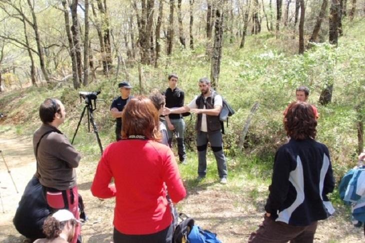 Los parques naturales de Álava ofrecen visitas guiadas familiares durante el mes de junio