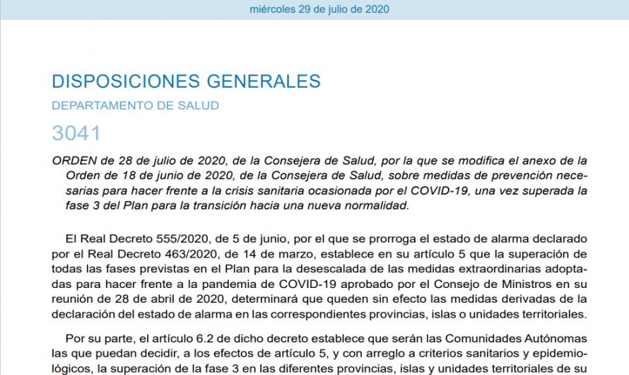 Boletín Oficial del País Vasco 29 de Julio de 2020