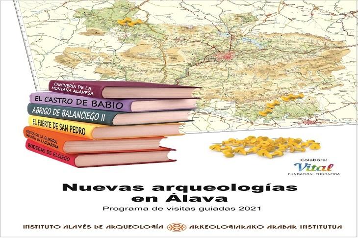Excursión del Instituto Alavés de Arqueología: Caminería de la Montaña Alavesa