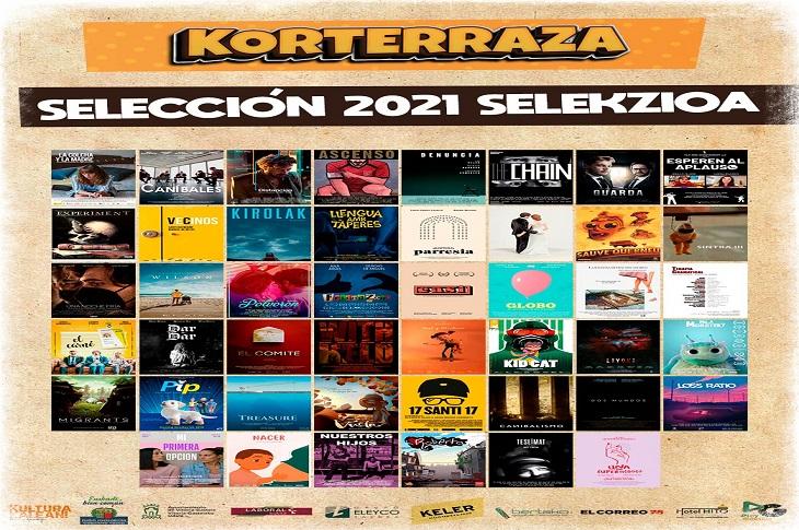 Korterraza Araba regresa con 45 proyecciones en 37 localidades alavesas