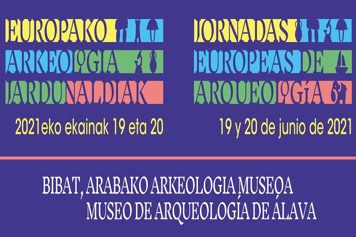 Nuevas Jornadas Europeas de Arqueología