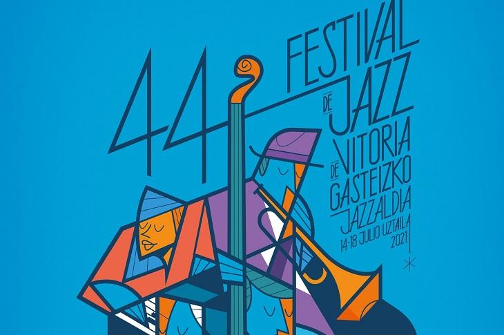 44 Edición Festival de Jazz de Vitoria-Gasteiz