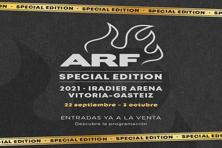 Azkena Rock, Edición Especial. Septiembre de 2021. Diez días de música en directo en Vitoria-Gasteiz