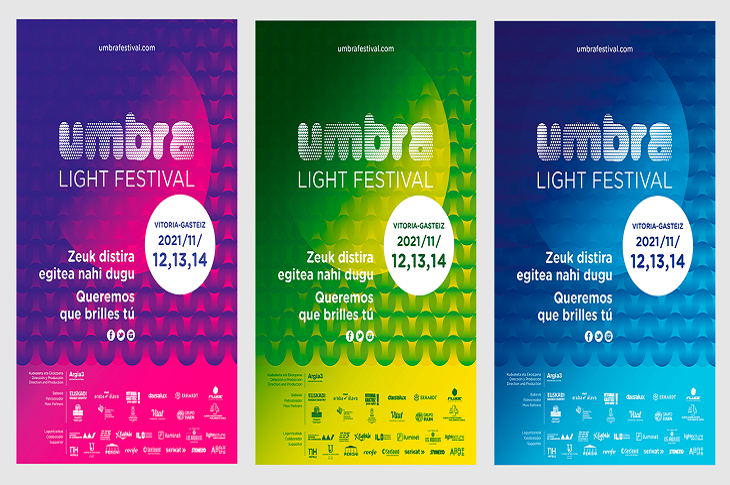 Queremos que brilles tú: vuelve la segunda edición del Umbra Light Festival
